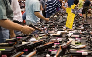 San Diego Gun Show Customers Count On Gusslers